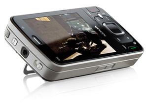 Nokia N96 ensimmäisissä testeissä