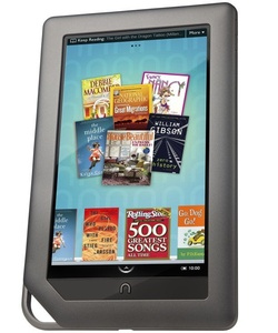 Nook e-reader is Barnes & Noble's best-selling item, ever