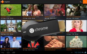 NPO ondersteuning voor Chromecast na de zomer