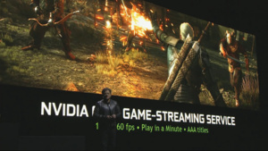 Nvidia to launch a 1080p game-streaming service