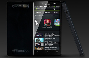 Nvidia reveals Tegra 4i with integrated LTE