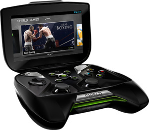 Nvidia delays SHIELD handheld for a month