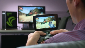 Nvidia shows Project SHIELD streaming Borderlands 2