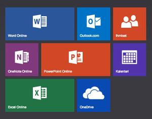 Microsoft esitteli Office Onlinen