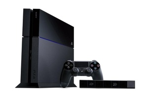 Sony planned PS4 bundles with camera