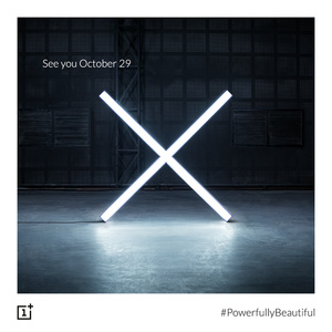 OnePlus X to be unveiled on October 29th