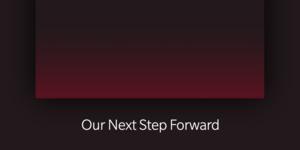 """OnePlus teases their """"Next Step Forward"""": OnePlus TV"""