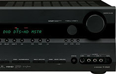 Onkyo to release first DTS-HD Master audio-capable receiver