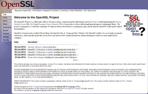 OpenSSL vulnerable to Man-in-the-Middle attack