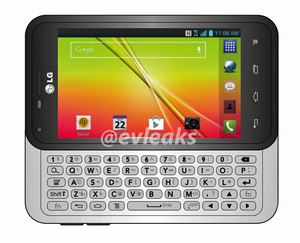 LG Optimus F3Q with full physical keyboard coming to T-Mobile?