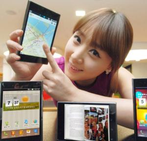 LG reveals Optimus Vu smartphone before MWC
