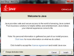Important: Update Java SE to address serious security flaws now