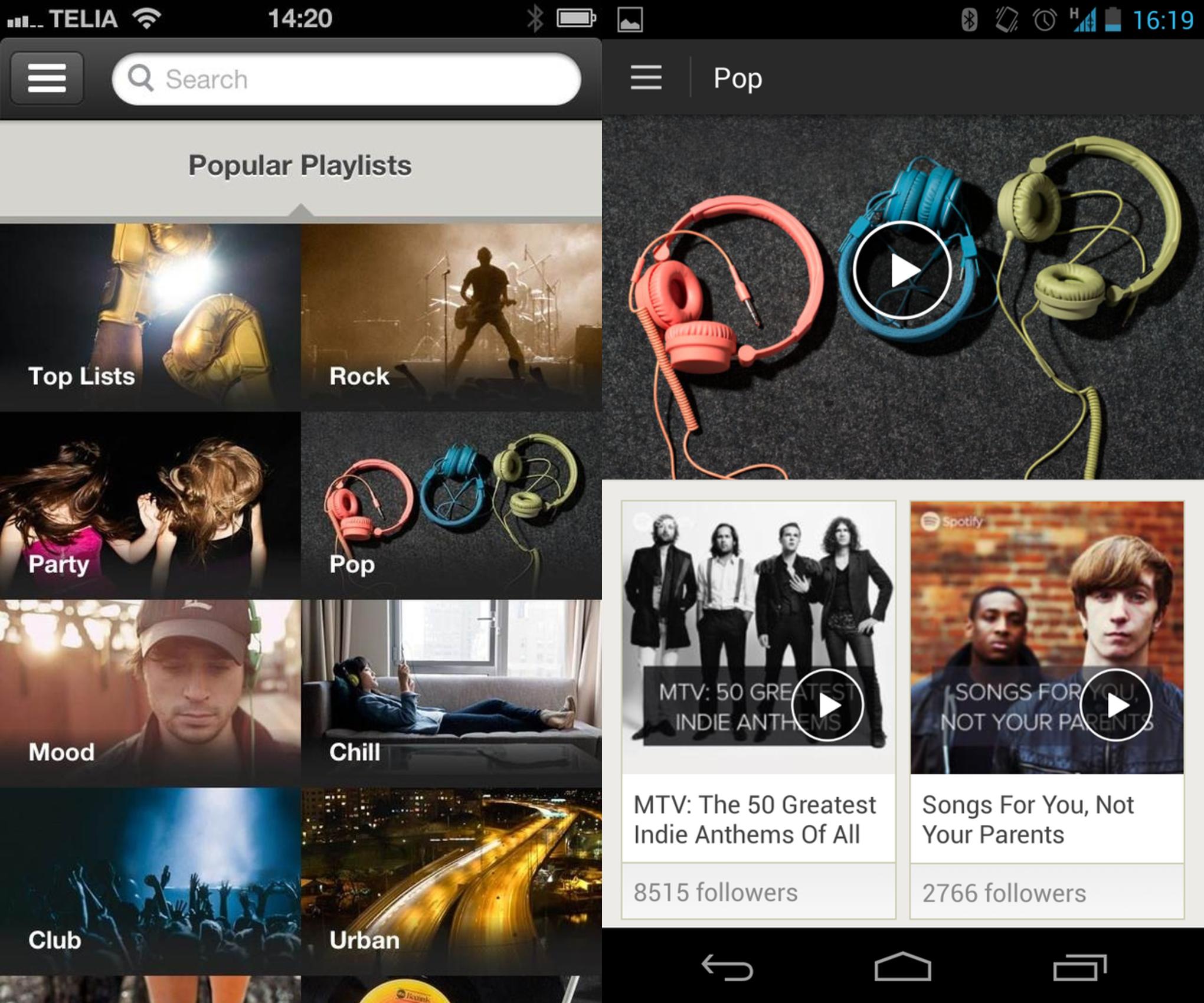 Spotify panostaa kuratointiin - valmis soittolista joka tilanteeseen - AfterDawn