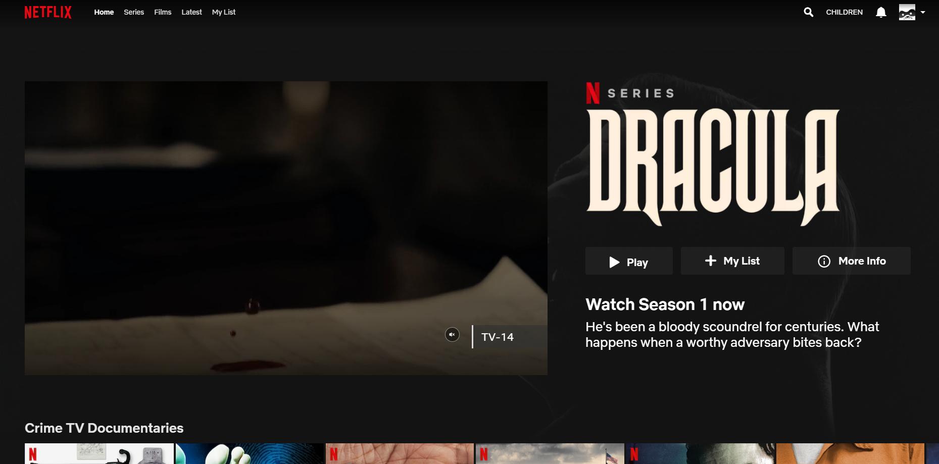 Netflix Sarjat Suomi
