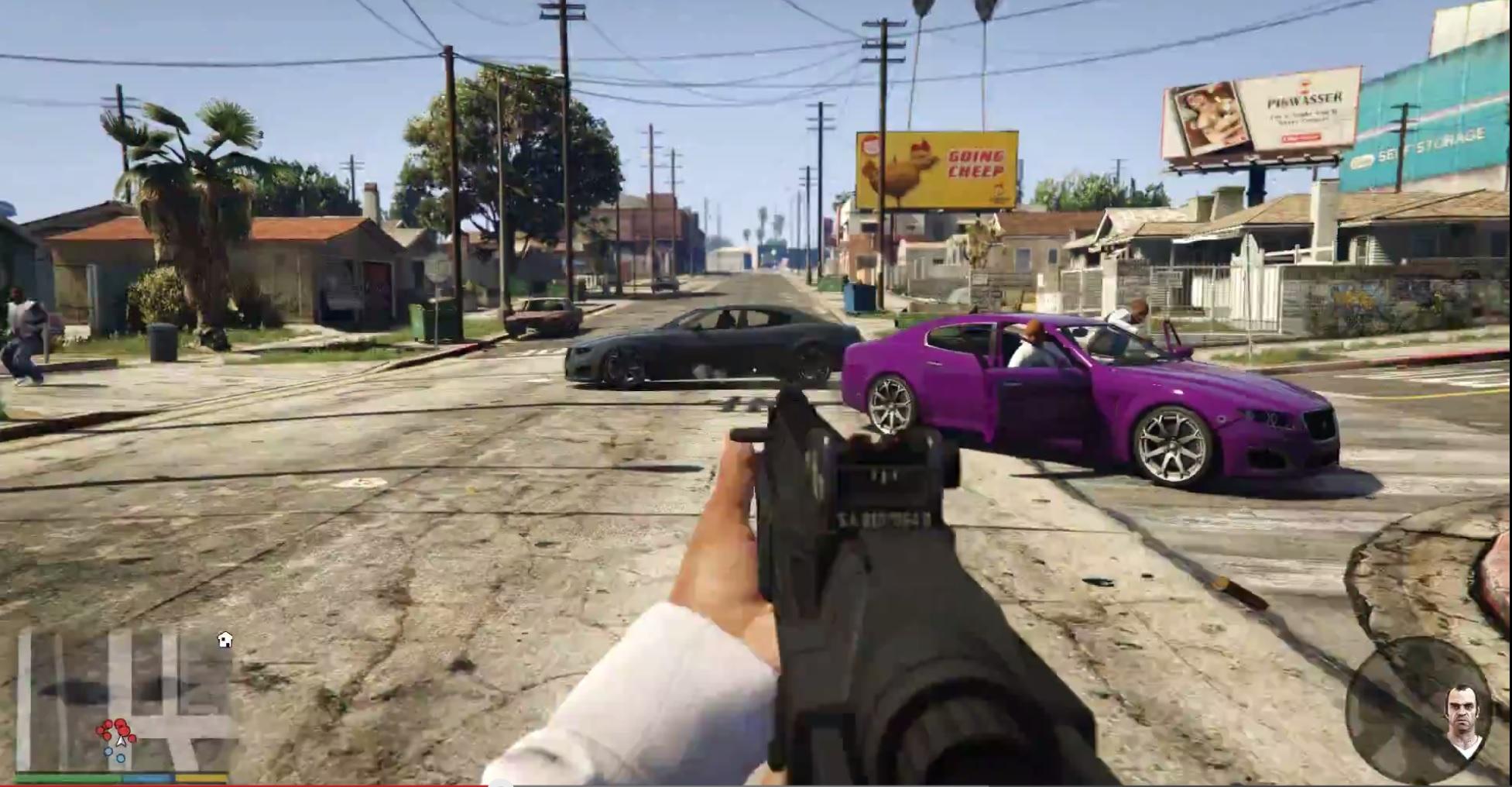 New Cars Gta V Xbox One