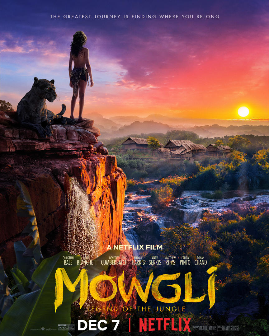 Anime On Netflix 2018: Netflix Reveals Mowgli Release Date And New Pacific Rim