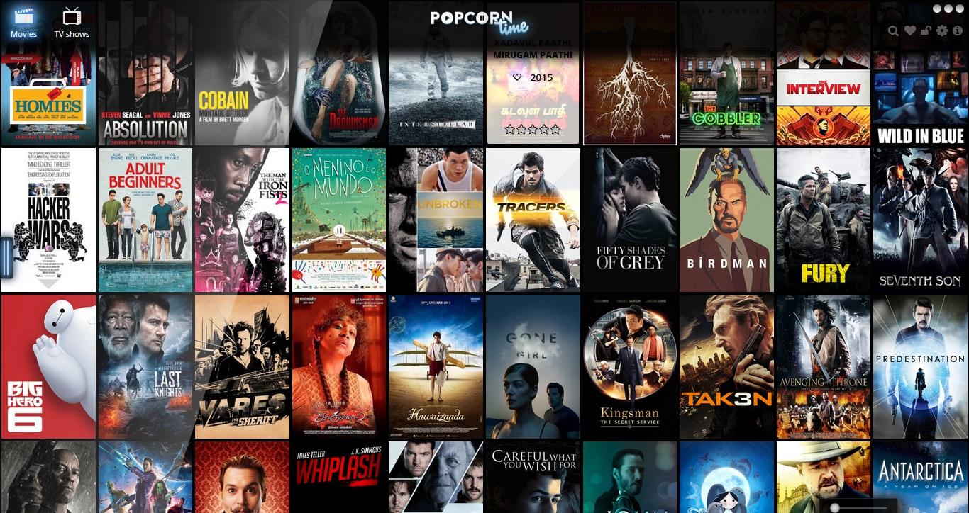Popcorn time porn