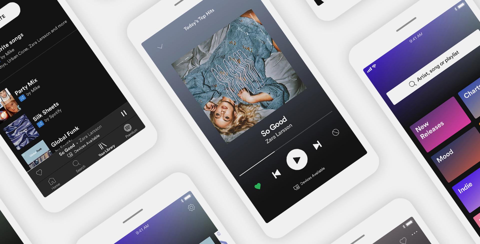 Spotify avaa ovet kaikelle musiikille – Lataa ilmaiseksi sisältöä Spotifyhin - AfterDawn