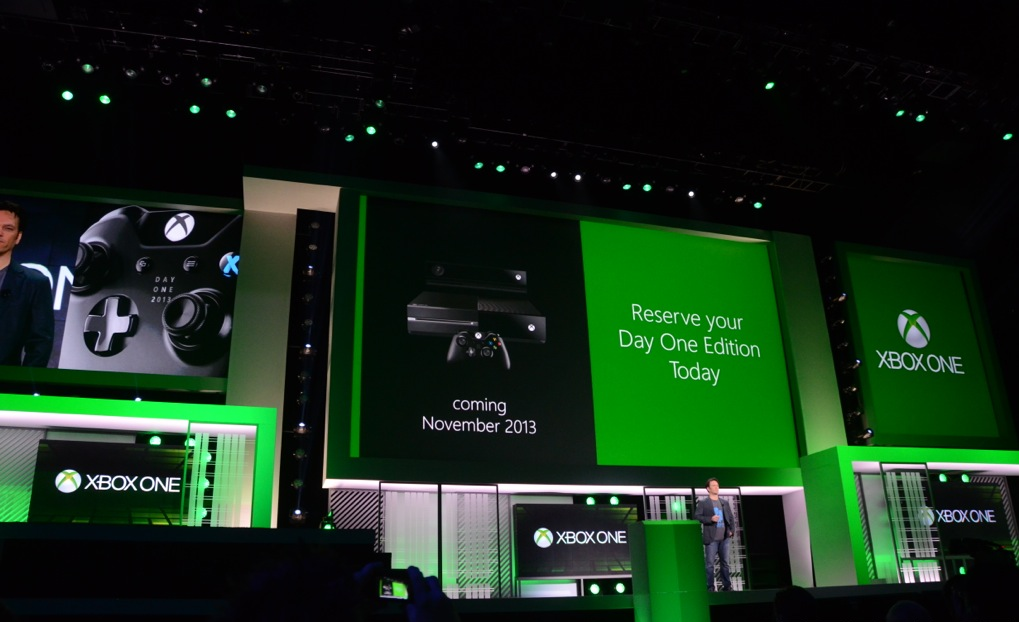 Xbox One Day One Edition E3: Xbox One Day One E...