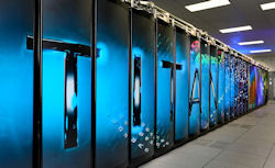 Department of Energy unleashes the 'Titan' supercomputer