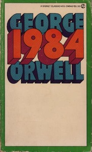 Amazon: '1984' book sales up 4000 percent since news of NSA spying