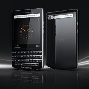BlackBerry shows off Q10 with Porsche Design