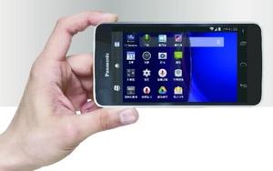 Panasonic unveils awfully named 64-bit smartphone
