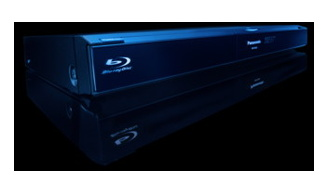 Panasonic shows DMP-BD50 Blu-ray player