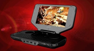 Panasonic shows off 'Jungle' portable gaming system