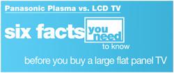 Panasonic kampanjoi plasma-TV:n puolesta
