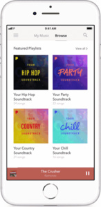 Pandora introduces personalized playlists