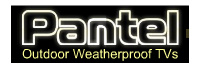 Outdoor LCD TV manufacturer Pantel adds 3 new models