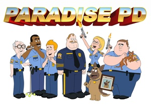 Netflixiltä tulossa uusi animaatiokomedia Paradise PD