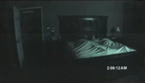 Anyone can have their name in the credits of 'Paranormal Activity'