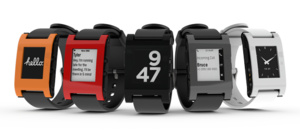 AT&T to be exclusive carrier for Pebble smartwatch