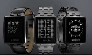 CES 2014: Pebble moves to its second-generation with stylish Pebble Steel smartwatches
