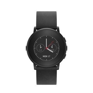 Pebble surprises with new circular 'Pebble Time Round'