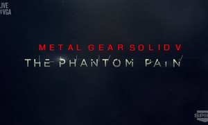 E3: Metal Gear Solid V: The Phantom Pain Director's Cut trailer