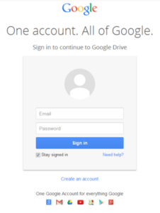 Geraffineerde Google Docs Phishing in omloop