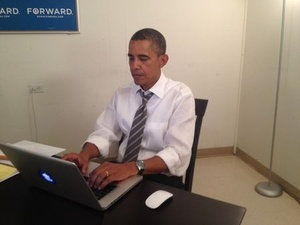 Obama laat Reddit crashen