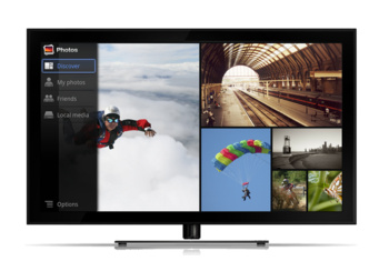 Google TV gets updated YouTube, Photos apps