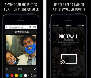 Google julkaisi Chromecast-kuvasovelluksen iOS:lle