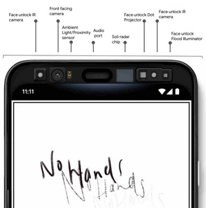 Google reveals upcoming Pixel 4's new Face Unlock and Motion Sense