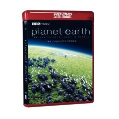 """Planet Earth"" tops HD DVD and Blu ray sales"