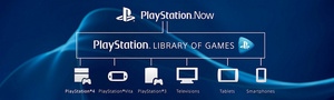 Sony starts monthly PlayStation Now subscription