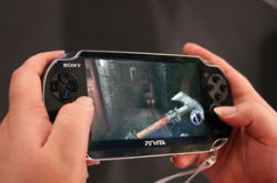 PS Vita sales falling apart in Europe