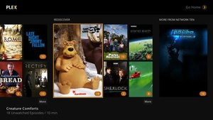 Plex now available for PS3, PS4 with limitations