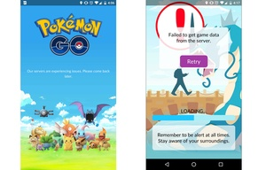Pokémon Go to delay international rollout due to server issues
