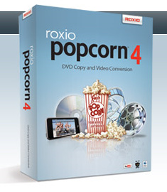 Popcorn 4 adds AVCHD, Flash support
