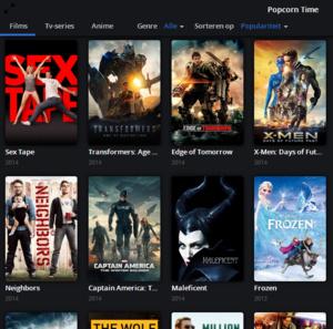 Update Popcorn Time (v3.4) met ondertitels via Chromecast